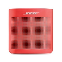 Bose® SoundLink® Color ΙΙ Bluetooth® speaker RED
