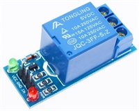 1 CHANNEL RELAY MODULE