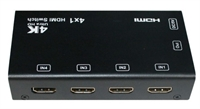 AV SWITCHER SX SW441 HD4K2K